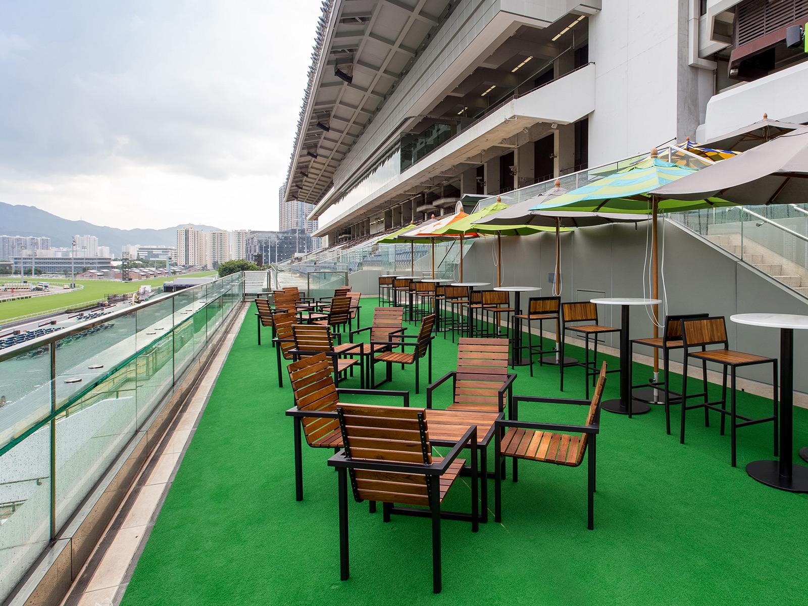 Roof Deck 2m Go Racing Racecourses Amp Entertainment