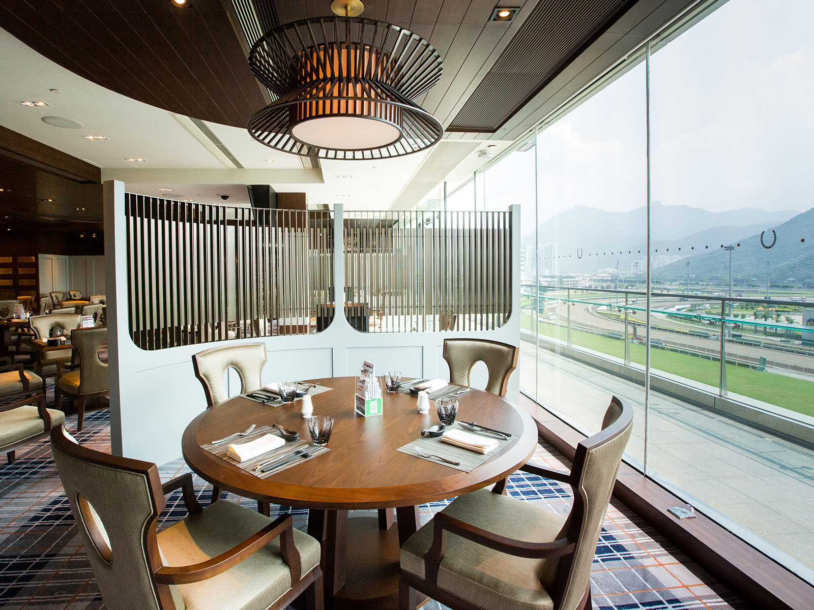 The Racing Club, Sha Tin
